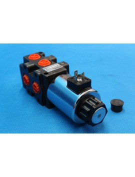 SOLENOID DIRECTIONAL CONTROL VALVE 12 V 90 l/min 24gpm