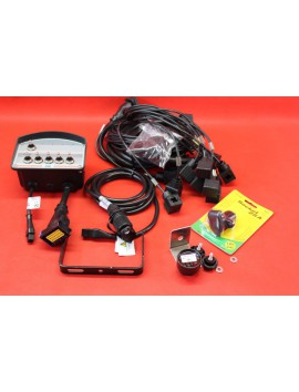 CONTROL PANEL FOR HYDRAULIC VALVE , MONOBLCK 12V 6 SWITCHES ON/OFF