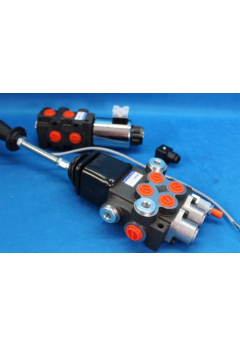 HYDRAULIC KIT FLOAT VALVE 2 SECTIONS