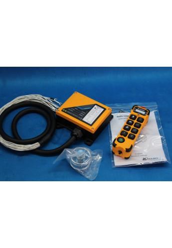 RADIO REMOTE CONTROL PANEL JUUKO 800 8 BUTTON 12V