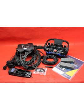Scanreco RC 400 Radio Remote Controller 6 FUNCTIONS for HAWE valve DIN plugs