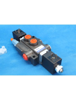 Directional control valve 1 spool hydraulic solenoid 50 l/min 13GPM 12 VDC