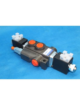 Directional control valve 1-spool hydraulic solenoid 80 l/min 21GPM 12VDC