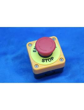 STOP Emergency button Crane , trailer 12 / 24 V