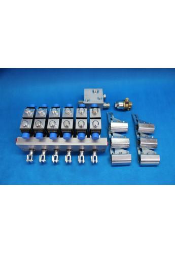 Actuator block MOD 10 for Scanreco 4 function 12V