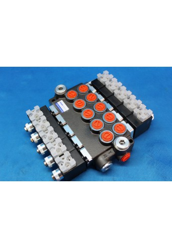 Directional control valve 1-spool hydraulic solenoid 50 l/min 13GPM 12VDC