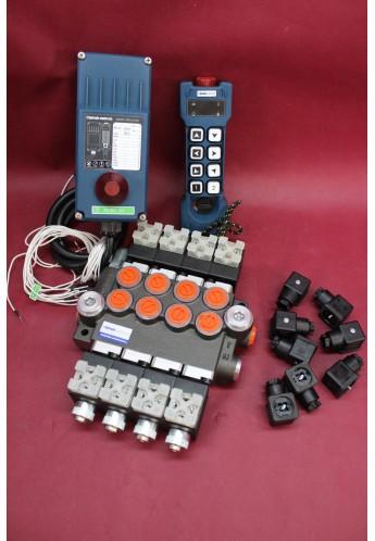 HM Line 800 12V + 4Z50 12V