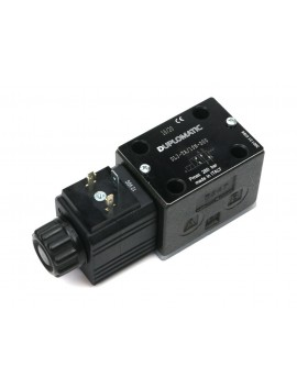 Duplomatic valve DL3-TA02/10N-D12 12V DC Compact 280bar, 50l/min Duplomatic