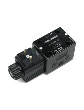 Duplomatic valve 3412110184-24V 24V DC Compact 280bar, 50l/min Duplomatic