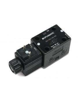 Duplomatic valve DL3-SA2/10N-D12 12V DC Compact 280bar, 50l/min Duplomatic
