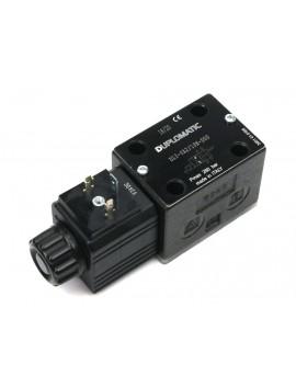 Duplomatic valve DL3-SA2/10N-D12 24V DC Compact 280bar, 50l/min Duplomatic