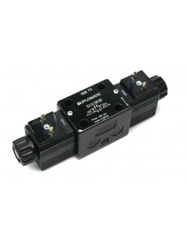 Duplomatic valve DL3-S1/10N-D24 24V DC Compact 280bar, 50l/min Duplomatic