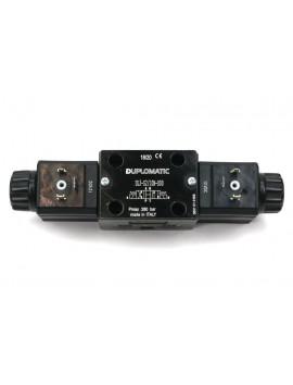Duplomatic valve DL3-S2/10N-D12 12V DC Compact 280bar, 50l/min Duplomatic