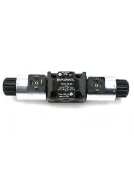 Duplomatic valve  DS3-S3/11N-D24 24V DC Heavy 350bar, 100l/min Duplomatic