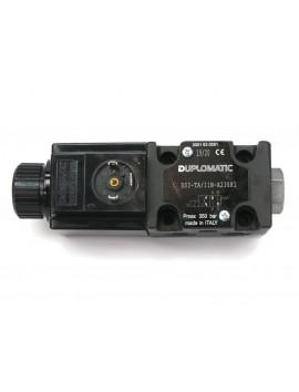 Duplomatic valve DS3-TA02/11N-A230K1 230V AC Heavy 350bar