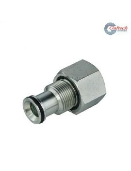 Pressure sleeve POWER BEYOND VALVE Galtech Q75 90 l/min 3/4''- 1/2''