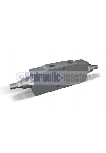"""VBCD 1/4 """" 1-4 DE/A Double overcentre valve Tpe A"""