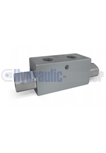 """VBPDE 1/2"""" L Double Piloto Operated Check Valves"""