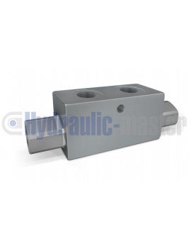 VBPDE 18 L  Double Piloto Operated Check Valves