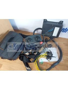 Radio remote JUUKO 12 V HS-20004PE WITH 2 joysticks on off