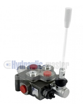 Galtech Q75 1 Sections Directional Control Valve 90 l/min 24 GPM with lever