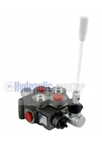 Galtech Q95 1 Sections Directional Control Valve 120 l/min 32 GPM with lever