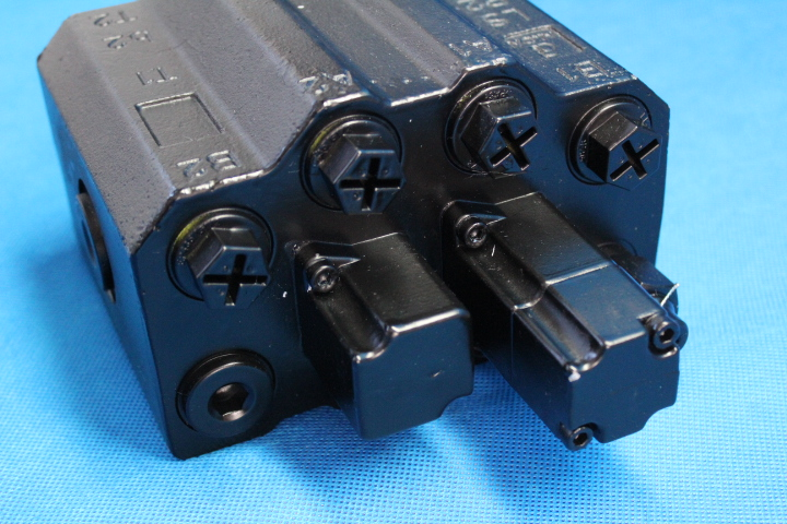 Hydraulic control valve for tractor loader is one of the most