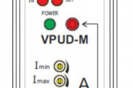 PROPORTIONAL REGULATORS FOR DOUBLE COILS: VPUD-M